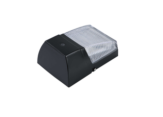 18w Aluminum Alloy Mini Wall Pack Lighting IP65 with sensor